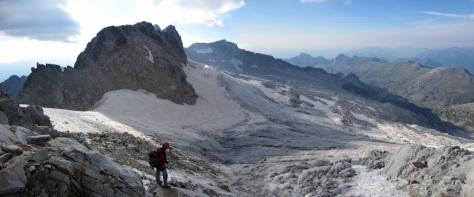 glaciar de Aneto. foto: Alberto Lasala