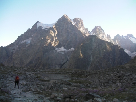 Mont Pelvoux. foto: Mónica Fritzen