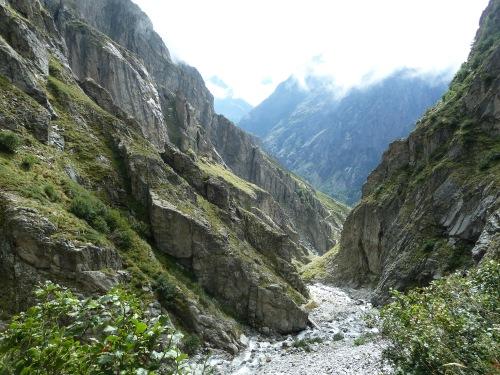 Alpes Ecríns, 03 al 11 de Septiembre 008