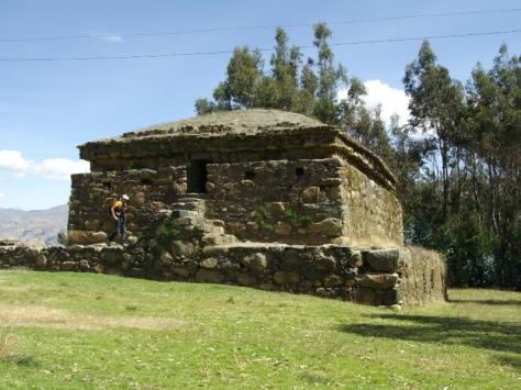 templo de Wilkawain, siglo I A.C. foto: Manuel López