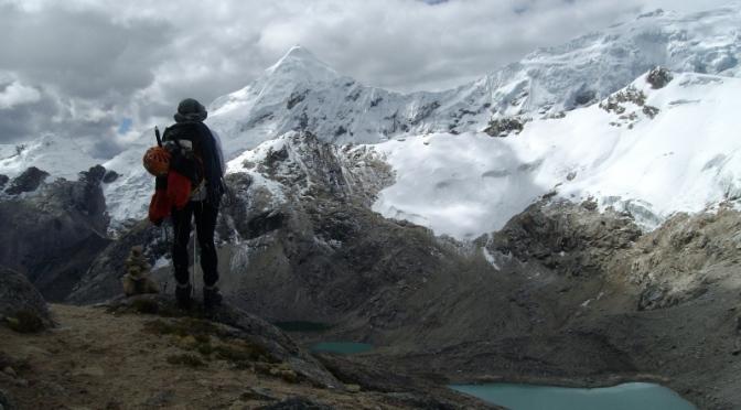 videoadelanto Cordillera Blanca, Andes de Perú