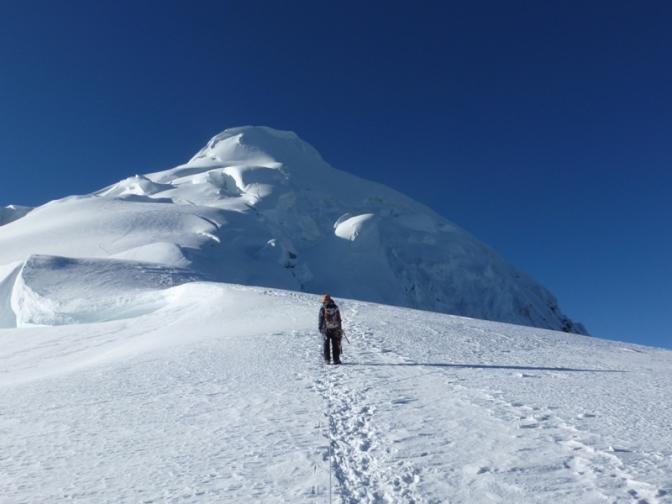 Cordillera Blanca, Andes de Perú, parte1
