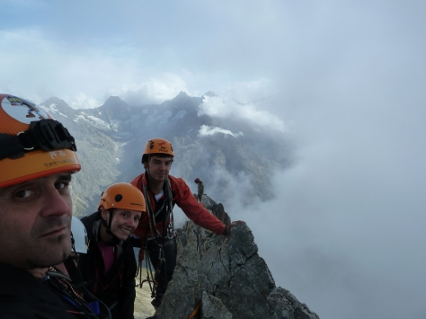 Alpes Ecríns, 03 al 11 de Septiembre 040