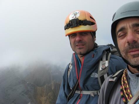 Pico de Ripera. foto: Luis Gil