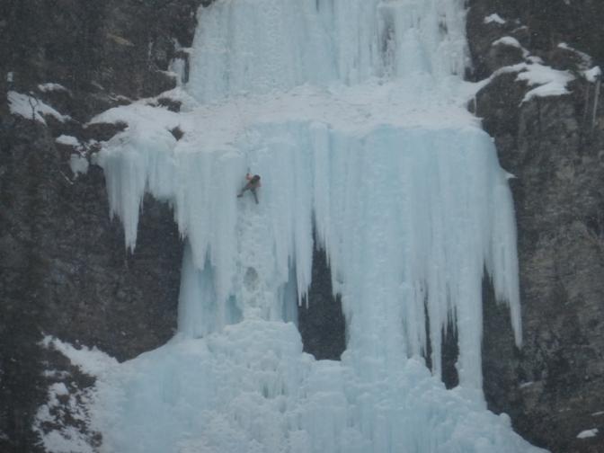 Canada 2015 parte2: ice climbing