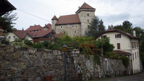 Château d'Annecy. foto. Eva Abascal