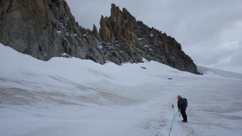 Plateau du Trient. foto: Eva Abascal
