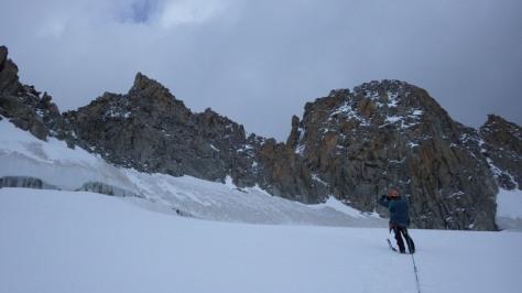 Aiguille du Tour 3.542m. foto: Eva Abascal