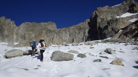 glaciar Sidelen. foto: Eva Abascal