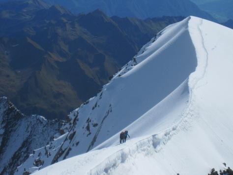 está en buenas condiciones y es lo mejor de todo el recorrido, espectacular!!! . foto: Francis Tomas