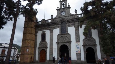 Basílica de Nuestra Señora del Pino en Teror. foto: Eva Abascal