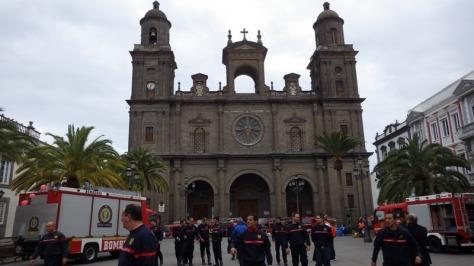 Catedral Basílica de Santa Ana, Las Palmas de ran Canaria. foto: Eva Abascal