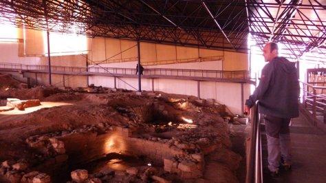 Parque Arqueológico Cueva Pintada en Gáldar. foto: Eva Abascal