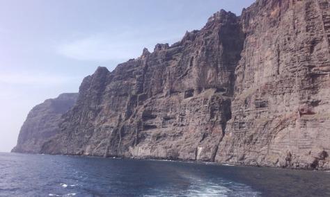 acantilados de Los Gigantes. foto: Eva Abascal
