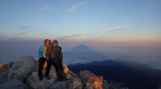 Teide, de cero a 3.718 mts