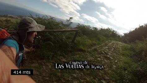 Las Vueltas de Tigaiga. captura de imagen: Félix Escobar