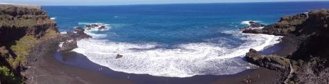Playa del Bollullo. foto: Félix Escobar