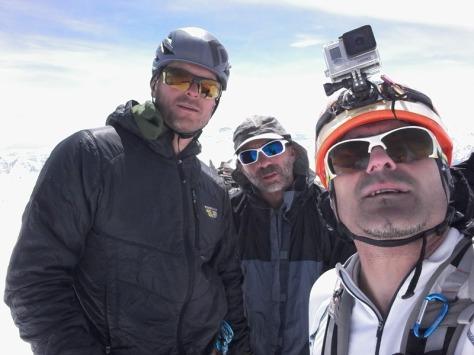 Campbieil 3.173m. selfie: Félix Escobar