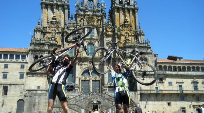 ruta en bici Cabo Higuer a Fisterra, parte 2