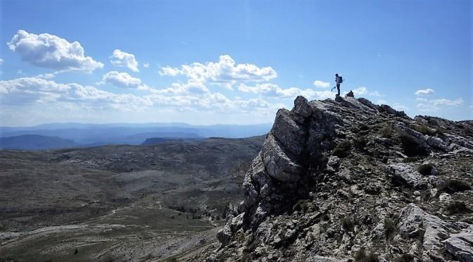 Nacimiento y Calar de Mundo, Pico Argel