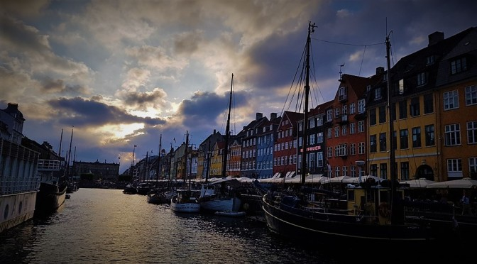 Dinamarca junio 2019